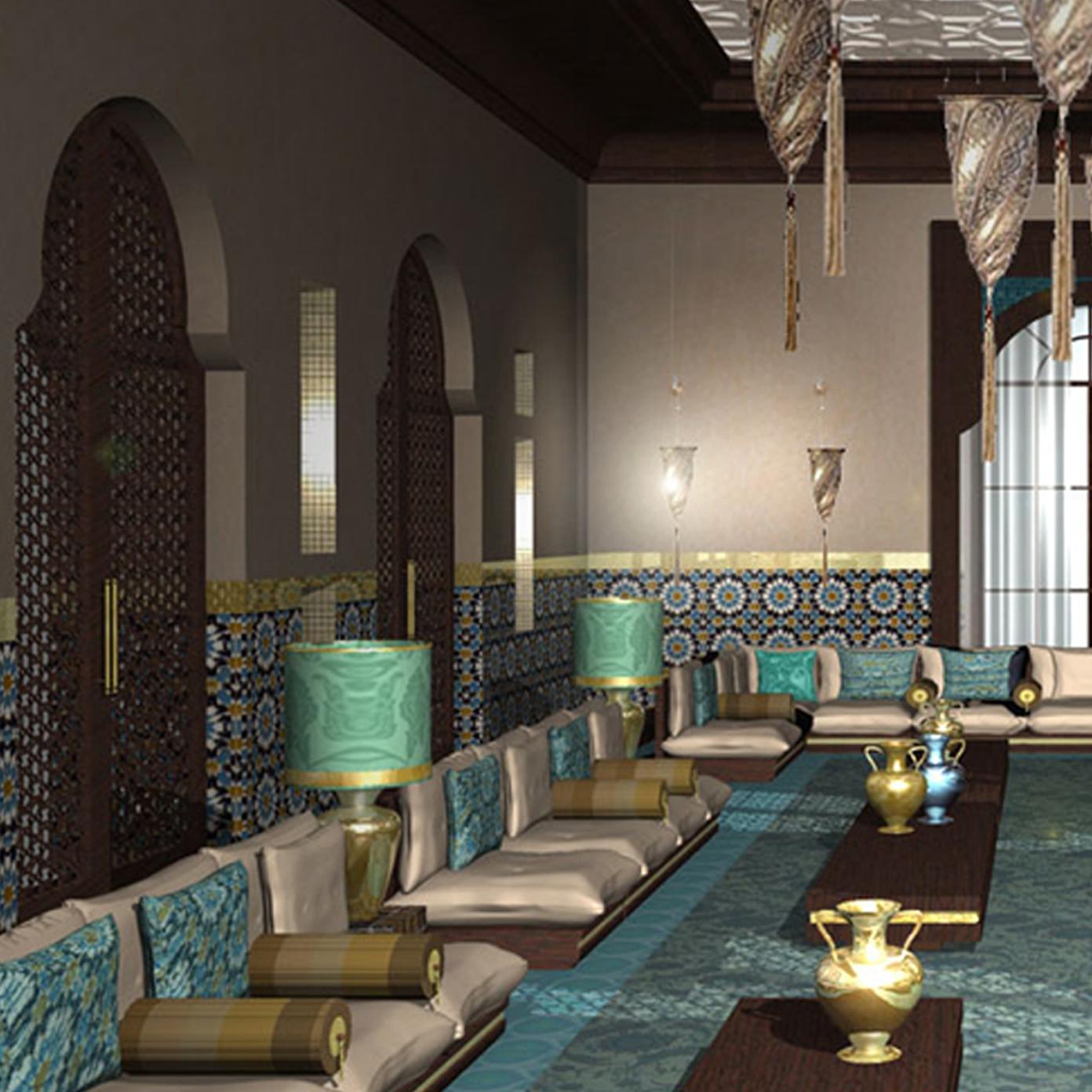 Villa in Abu Dhabi - VonSchöngestalt