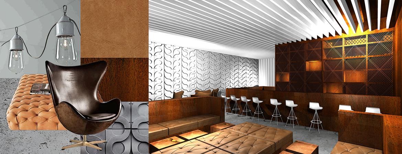 Entwurf und konzept bar in berlin vonsch ngestalt - Berlin innenarchitektur ...
